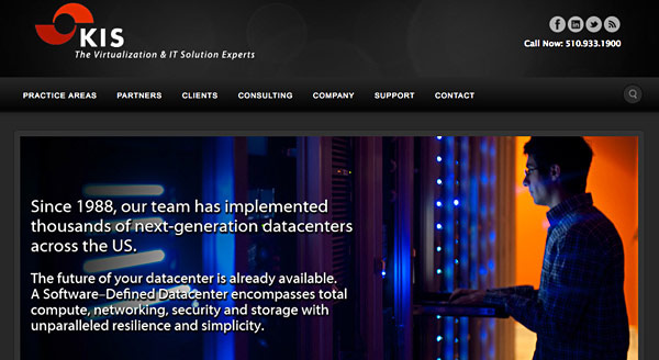 KIS Support Bay Area Web Developer & Tech Support